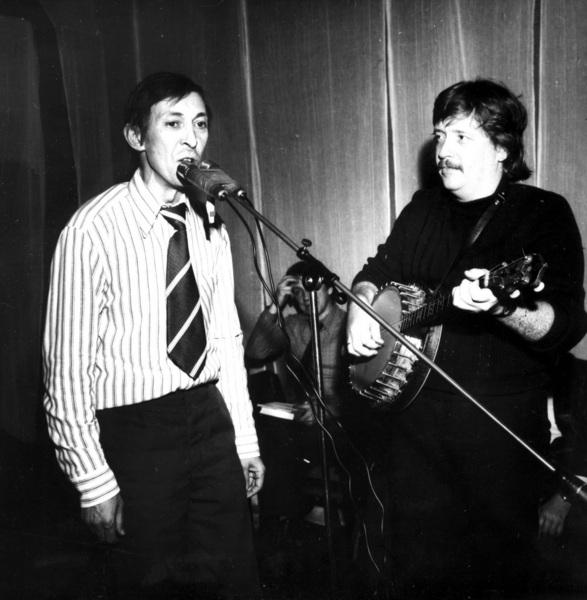 "Запись альбома ""Проводы"" - 22.12.1977 г."