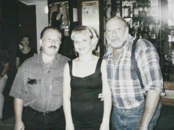 Борис Людковский, Ляля Рублёва и Михаил Гулько