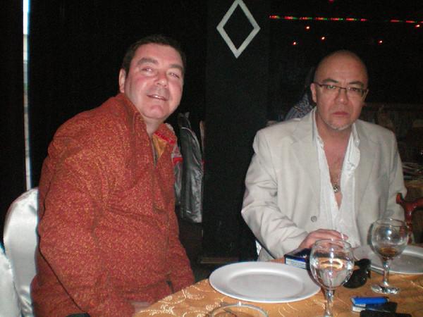 Игорь Герман и Александр Черкасов