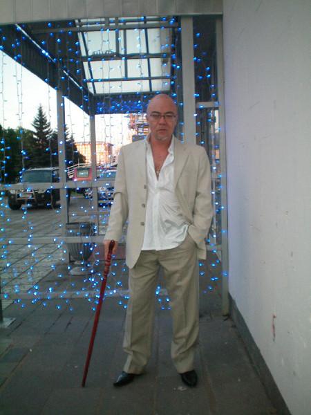 Маэстро Шансон-блюз Александр Черкасов