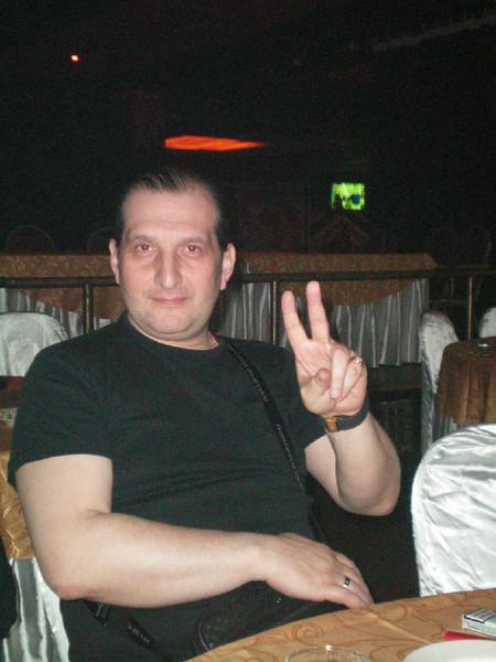 Марк Винокуров в новом имидже