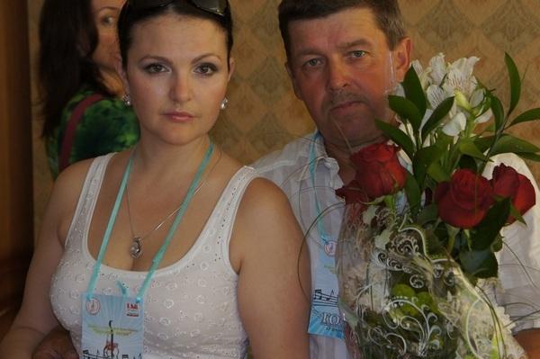 с Евгением Любимцевым