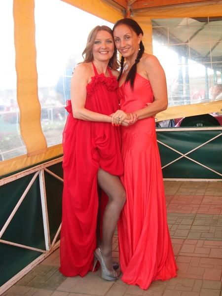 Таня Дяченко и Афина