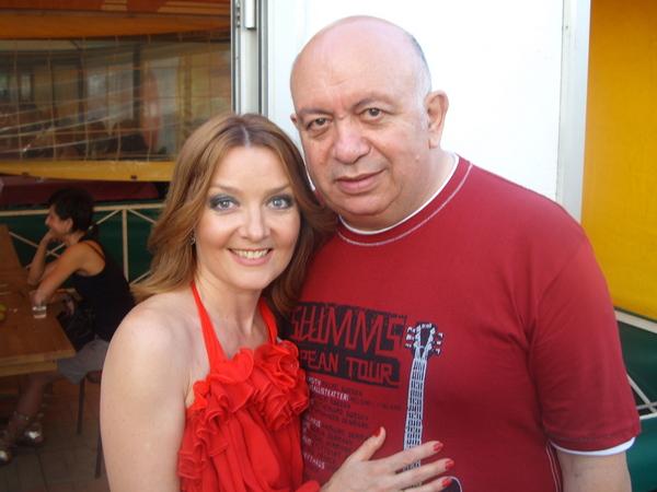 Таня Дяченко и Зиновий Бельский