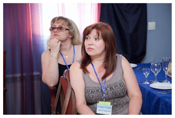 Ирина Владимирова и Елена Слободчикова