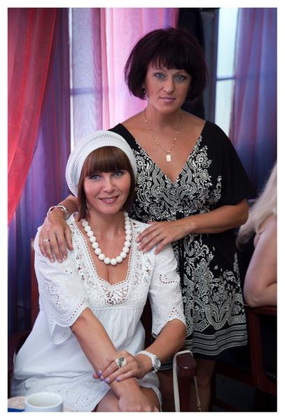 Светлана Фед и Ирина Рейн
