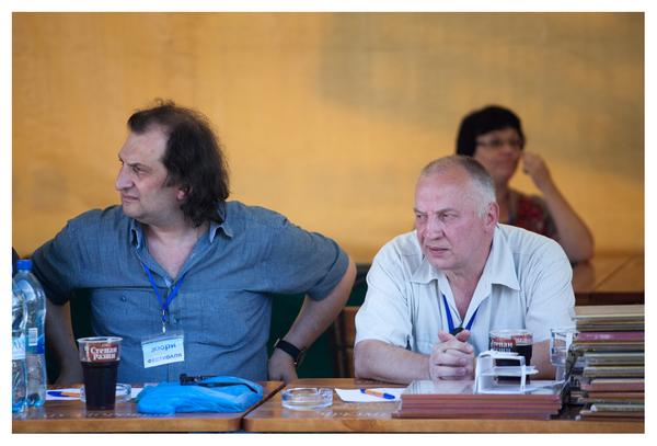 Марк Винокуров и В. С. Окунев