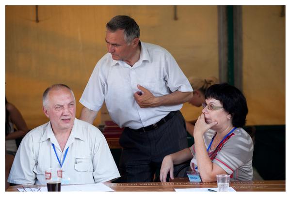 В. С. Окунев, Н. С. Колошинский, Ольга Медведева