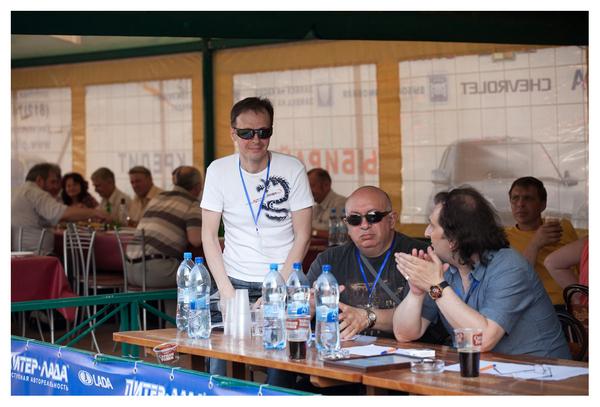 представляем жюри: Игорь Латышко - Санкт-Петербург