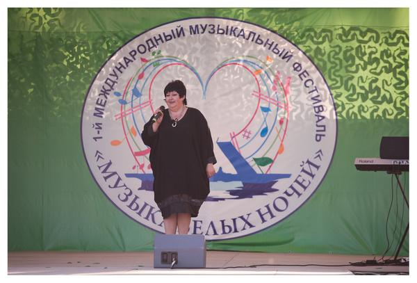"""Ирина Синица открывает конкурс """"Новые имена"""""""