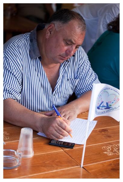 член жюри Валерий Петрович Загороднюк