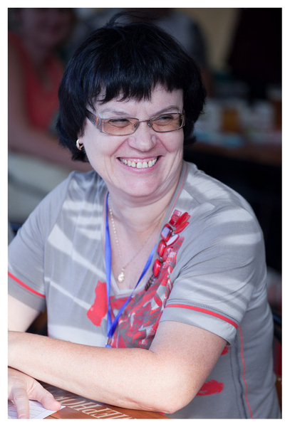 член жюри Ольга МЕдведева