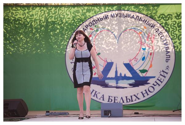 участница под №8 - Оля Вольная г. Тверь