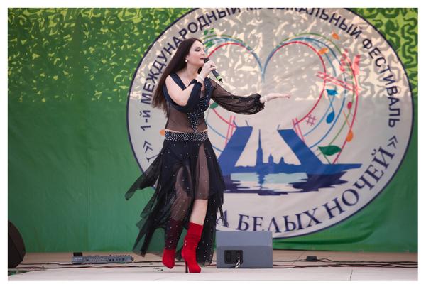 участница под №11 - Мила Руденская г. Ростов-на-Дону