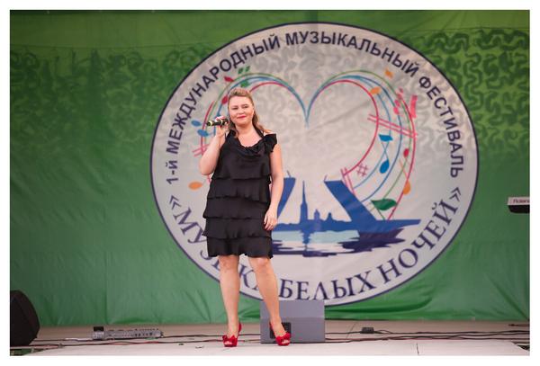 участница №15 - Люба Покровская Санкт-Петербург