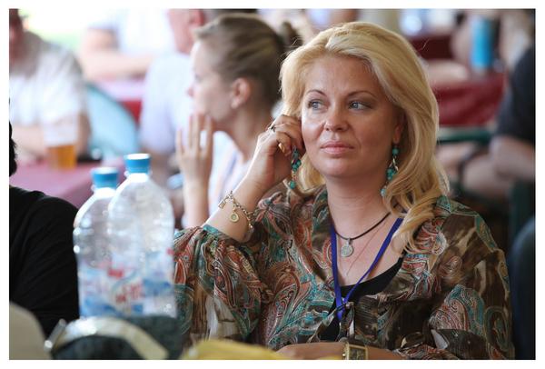 Наташа Галич - очень красивая женщина!!!