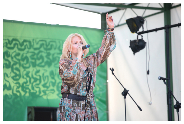 """Наташа Галич - г. Рига (Латвия) - 3-я премия фестиваля """"Музыка белых ночей"""""""