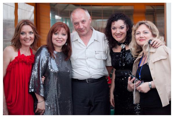 Таня Дяченко, Елена Слободчикова, Владимир Окунев, Лала Хопер, Ирина Владимирова