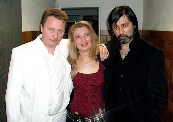 Олег Биркле, Таня и Робик Чёрный