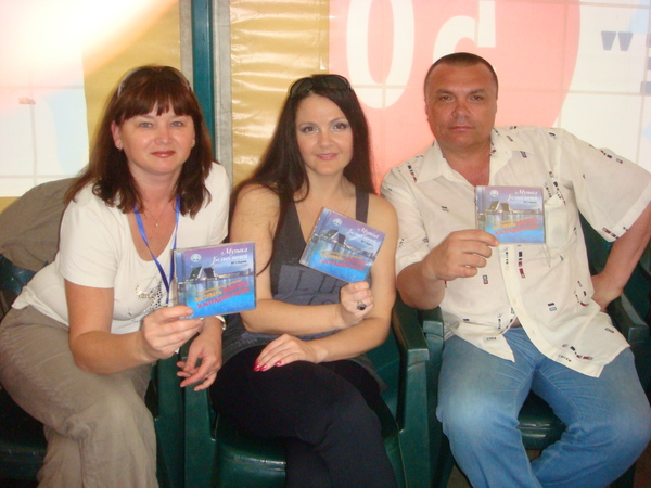 Оля Вольная, Мила и Владимир Печёных