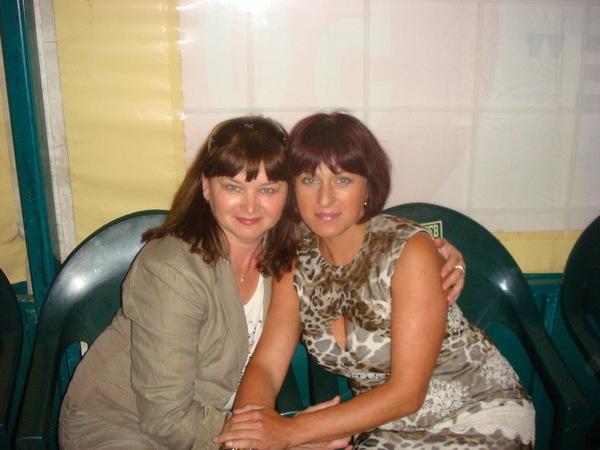Оля Вольная и Ирина Рейн