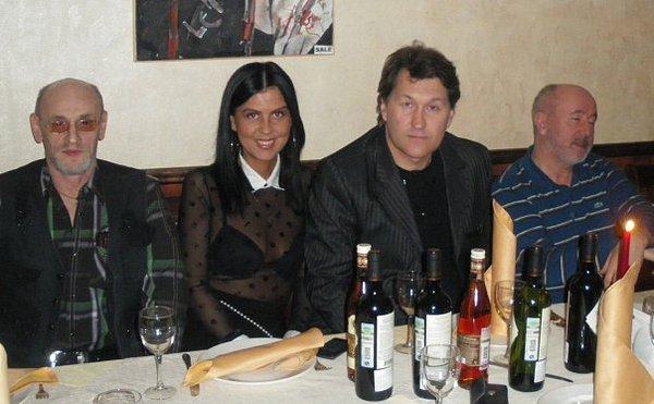Григорий Заречный, Марина Александрова, Владимир Черняков, Владимир Асмолов
