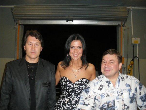 Владимир Черняков, Марина Александрова, Михаил Шелег