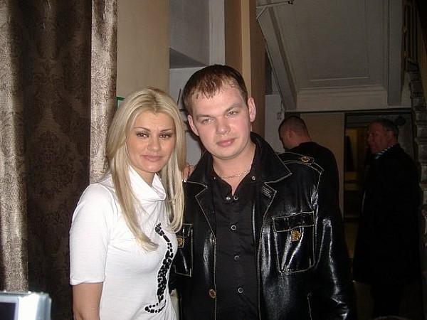 Ирина и Алексей Брянцев