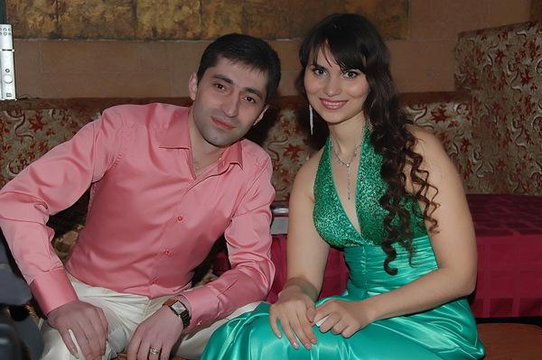 Олия и Радион Оваканян