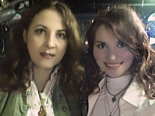 с Мариной Капуро