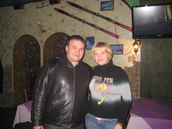 с Александрой Бондаренко
