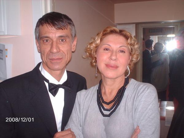 с Любовью Успенской