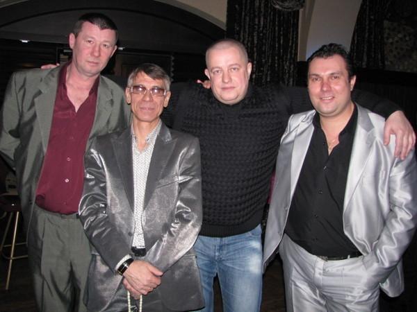Олег Протасов, Владимир Волжский, Андрей Школин, Анатолий Корж