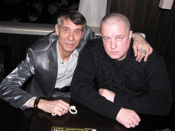 с Андреем Школиным