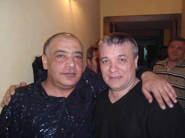 Сартак Арутюнян и Александр Дюмин