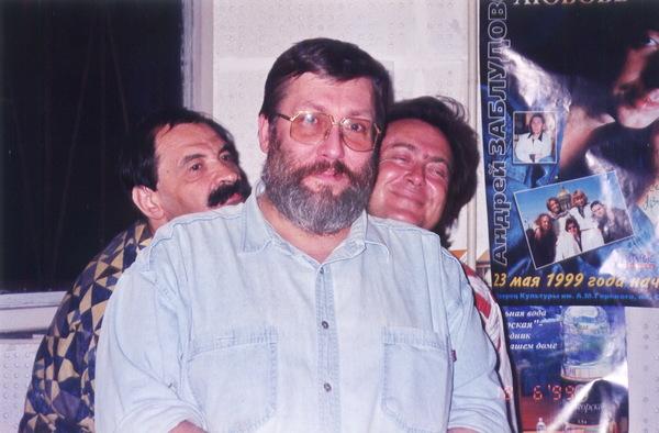 Илья Олейников, Вадим Глебович, Юрий Стоянов