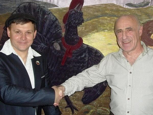 Юрий и Михаил Загот