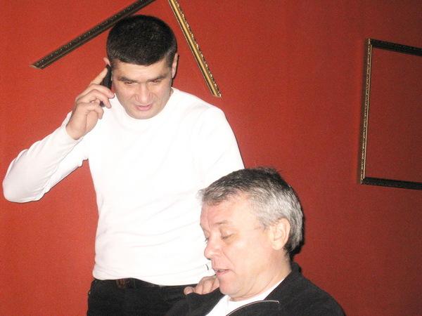 Павел Ростов и Александр Дюмин