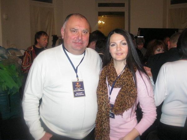 с Валерием Петровичем Загороднюк
