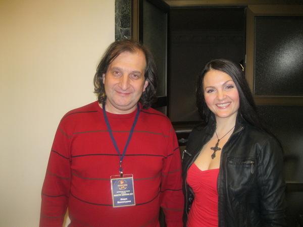 с Марком Винокуровым