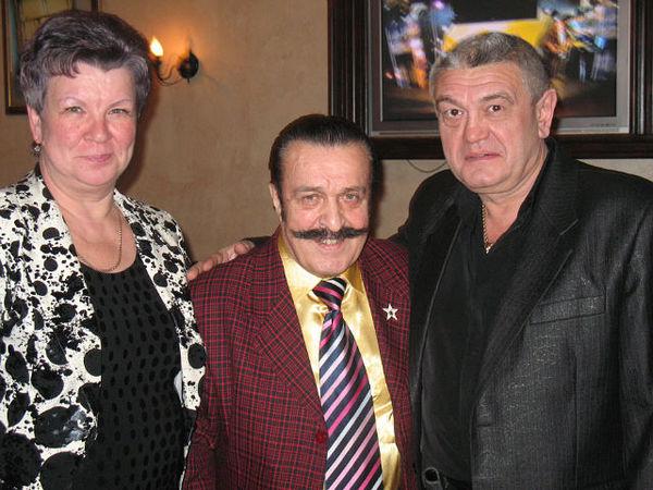 Ольга Тимофеева, Вилли Токарев и Владимир Тимофеев