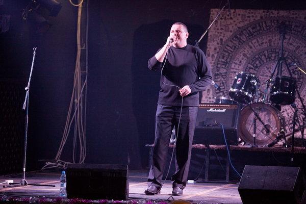Выступление Александра Звинцова