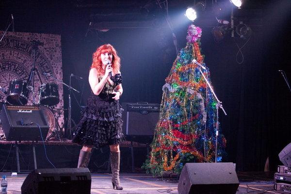 Выступление Светланы Романовой