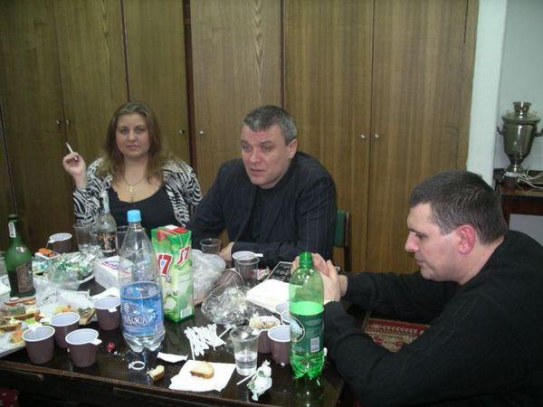Катя Огонёк, Александр Дюмин, Александр Звинцов