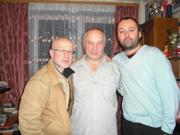 Максим Кравчинский, Владимир Окунев, Владимир Шиленский