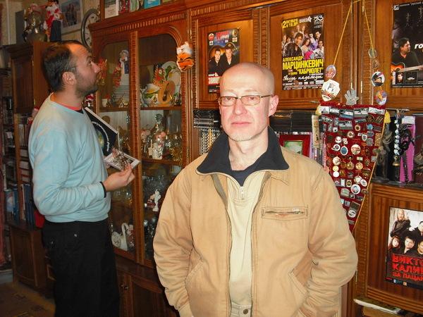 Максим Кравчинский и Владимир Шиленский