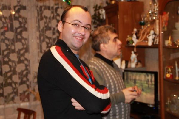 Максим Кравчинский и Евгений Гиршев
