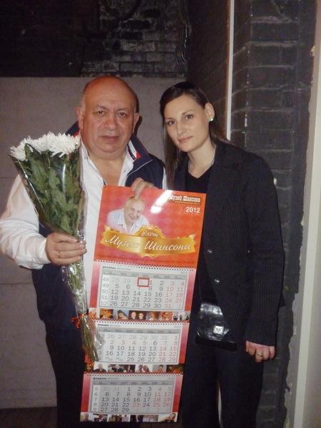Зиновий Бельский и Илона Тюмина - Санкт-Петербург