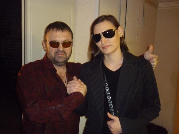 Алексей Созонов и Илона Тюмина