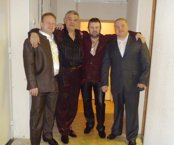 Александр Стволинский, Владимир Тимофеев, Алексей Созонов, Алексей Коробейников
